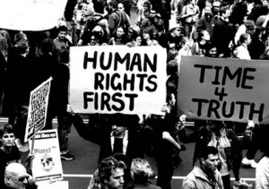 Matt Feshbach on Human Rights