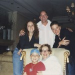 Matt Feshbach with Family