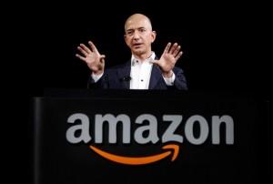 Jeff Bezos CEO and Founder of Amazon