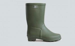 John Aldridge's Rubber Boots Helped Save His Life