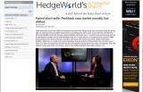 Rhonda Schaffler Interview with Matt Feshbach - Reuters Insider